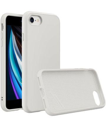 RhinoShield SolidSuit iPhone SE 2020 Hoesje Classic Wit Hoesjes