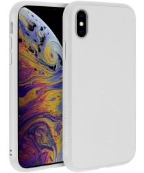 RhinoShield SolidSuit iPhone XS Max Hoesje Classic White