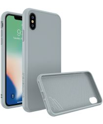 RhinoShield SolidSuit iPhone XS Max Hoesje Classic Gray