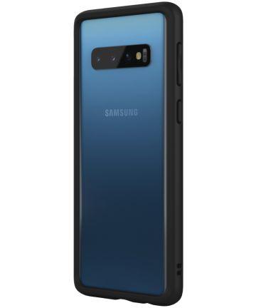 RhinoShield CrashGuard Samsung Galaxy S10 Bumper Hoesje Zwart Hoesjes