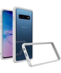 RhinoShield CrashGuard Samsung Galaxy S10 Bumper Hoesje Wit