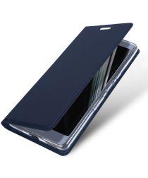 Dux Ducis Sony Xperia L3 Bookcase Hoesje Blauw