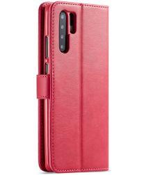 Huawei P30 Pro (New Edition) Telefoonhoesjes met Pasjes