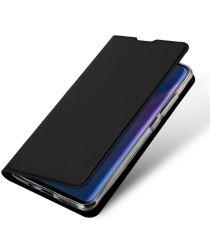 Dux Ducis Huawei P30 Lite Bookcase Hoesje Zwart
