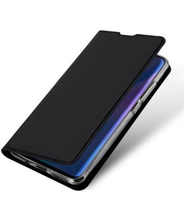 Dux Ducis Huawei P30 Lite Bookcase Hoesje Zwart Hoesjes