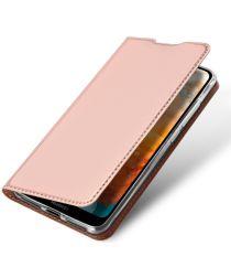 Dux Ducis Skin Pro Series Huawei Y6s / Y6 (2019) Hoesje Wallet Roze