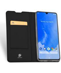 Dux Ducis Samsung Galaxy A70 Bookcase Hoesje Zwart
