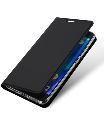 Dux Ducis Xiaomi Redmi Go Bookcase Hoesje Zwart Hoesjes