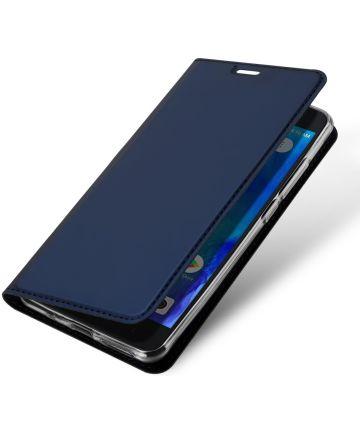 Dux Ducis Xiaomi Redmi Go Bookcase Hoesje Blauw Hoesjes