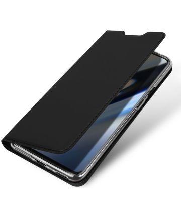 Dux Ducis OnePlus 7 Pro Bookcase Hoesje Zwart Hoesjes