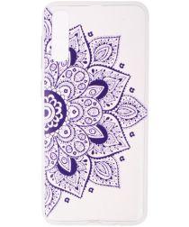 Samsung Galaxy A50 Hoesje Print TPU Bloem