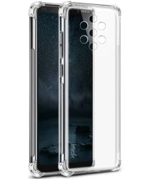 Nokia 9 PureView IMAK Hardcase Hoesje Transparant
