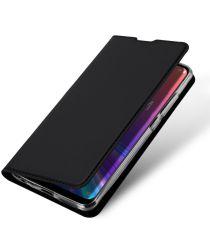 Dux Ducis Premium Book Case Asus Zenfone Max Pro M2 Hoesje Zwart