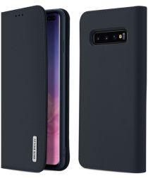 Samsung Galaxy S10 Plus Leren Hoesjes