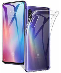 Xiaomi Mi 9 Transparant Hoesje Dun TPU Transparant