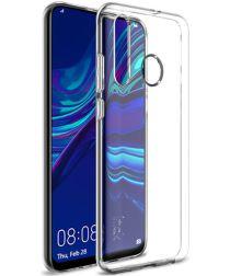Huawei P Smart Plus 2019 IMAKI TPU Hoesje Transparant