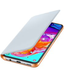 Samsung Galaxy A70 Wallet Cover Wit