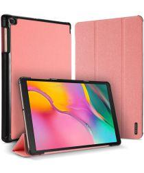Dux Ducis Samsung Galaxy Tab A 10.1 (2019) Tri-fold Hoes Roze