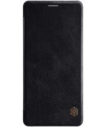 Nillkin Qin Series Flip Hoesje Sony Xperia L3 Zwart