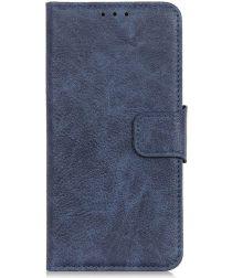 Samsung Galaxy A40 Portemonnee Hoesje Blauw