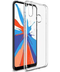 Huawei Y7 (2019) IMAK UX-5 Series TPU Hoesje Transparant