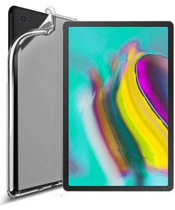 Samsung Galaxy Tab A 10.1 (2019) TPU Hoesje Transparant Hoesjes