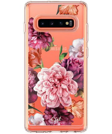 Spigen Ciel by Cyrill Cecile Samsung Galaxy S10 Plus Hoesje Floral