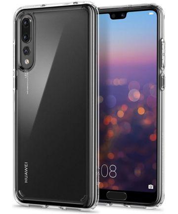 Spigen Ultra Hybrid Hoesje Huawei P20 Pro Transparant Hoesjes