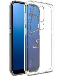 Nokia 4.2 IMAK UX-5 Series TPU Hoesje Transparant