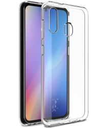 IMAK UX-5 Series Samsung Galaxy A20E Hoesje Flexibel TPU Transparant