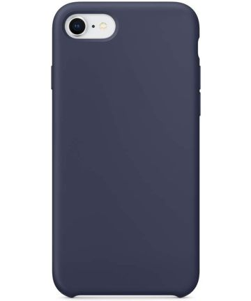 Apple iPhone 7/8 Siliconenhoesje Blauw