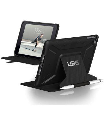 Urban Armor Gear Metropolis Case Apple iPad Mini 5 (2019) Zwart Hoesjes