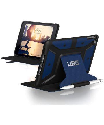 Urban Armor Gear Metropolis Case Apple iPad Mini 5 (2019) Cobalt Hoesjes