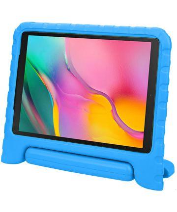 Samsung Galaxy Tab A 10.1 (2019) Kinder Tablethoes met Handvat Blauw Hoesjes