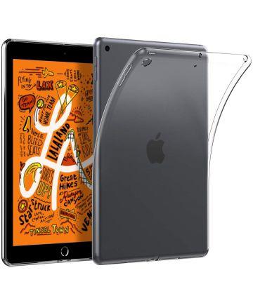 Apple iPad Mini 5 TPU Hoes Transparant Hoesjes
