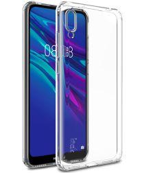 Huawei Y6s / Y6 (2019) Hoesje Flexibel TPU Transparant