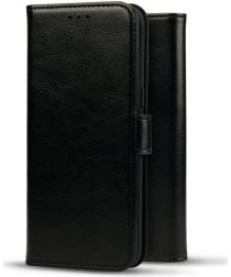 Rosso Element Huawei P20 Lite (2019) Hoesje Book Cover Zwart