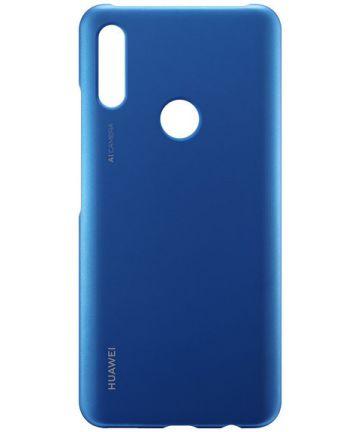 Originele Huawei P Smart Z Hard PC Hoesje Blauw Hoesjes