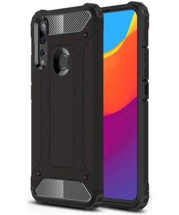 Huawei P Smart Z Hybride Hoesje Zwart Hoesjes