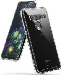 Ringke Fusion LG V50 ThinQ Hoesje Transparant