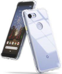 Ringke Fusion Google Pixel 3A Hoesje Transparant