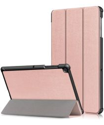 Samsung Galaxy Tab S5e Hoes Tri-Fold Roze