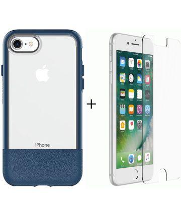 Otterbox Duo Case iPhone 7 / 8 Hoesje + Alpha Glass Coastal Blue