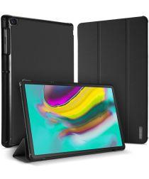 Dux Ducis Domo Series Samsung Galaxy Tab S5e Tri-fold Hoes Zwart