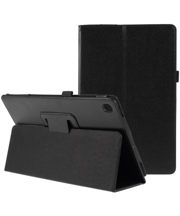 Samsung Galaxy Tab S5e Two-Fold Stand Hoes Zwart Hoesjes