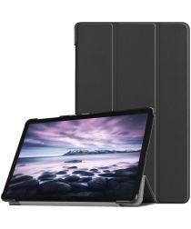 Samsung Galaxy Tab A 10.5 (2018) Hoes Tri-Fold Zwart