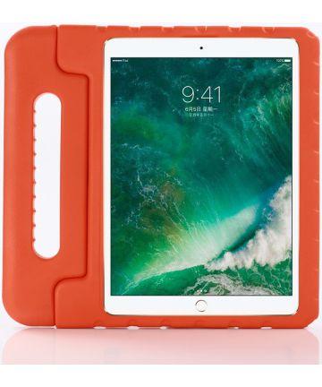 iPad Pro 11 2018 / 2020 /Air 2020 Kinder Tablethoes met Handvat Rood Hoesjes