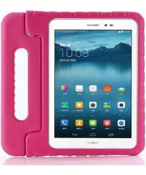Huawei MediaPad T3 (10) Kinder Tablethoes met Handvat Roze