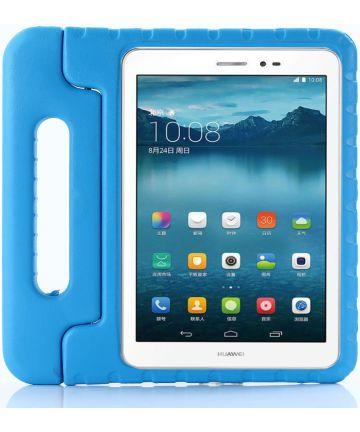 Huawei MediaPad T3 (10) Kinder Tablethoes met Handvat Blauw