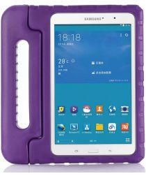 Samsung Galaxy Tab A 10.5 (2018) Kinder Tablethoes met Handvat Paars